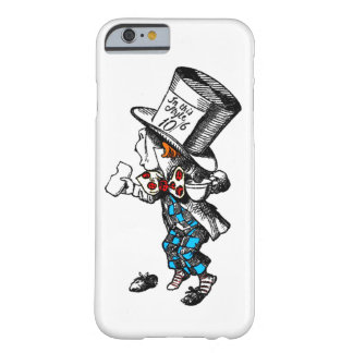 Mad Hatter Barely There iPhone 6 Case