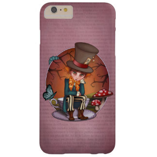 Mad Hatter Barely There iPhone 6 Plus Case