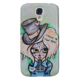 Mad Hatter, Dia De Los Muertos Phone Case