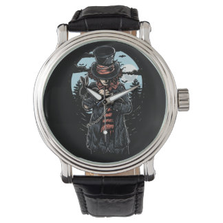 Mad Hatter Men's Watch