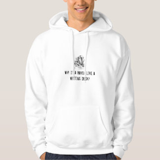 Mad Hatter Riddle Hoodie