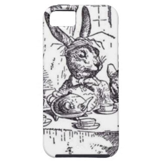 Mad Hatter Tea Party Case For The iPhone 5