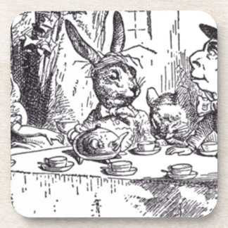 Mad Hatter Tea Party Coasters