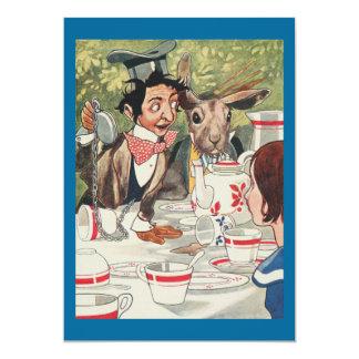 Mad Hatter Tea Party Invitation