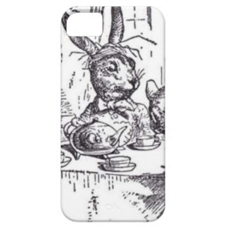 Mad Hatter Tea Party iPhone 5 Case