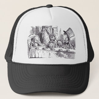 Mad Hatter Tea Party Trucker Hat