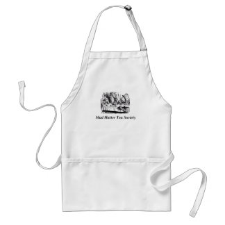 Mad Hatter Tea Society Standard Apron
