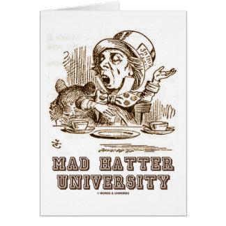 Mad Hatter University (Mad Hatter Wonderland) Card