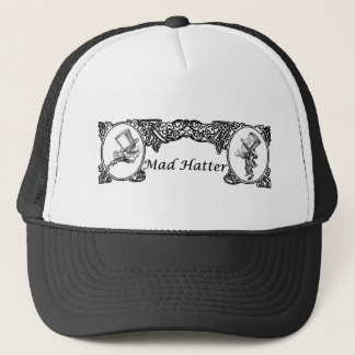 Mad Hatter Vintage Frame Trucker Hat