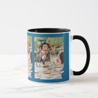 Mad Hatters Tea Party Mug