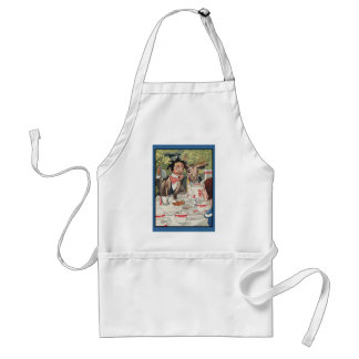Mad Hatters Tea Party Standard Apron