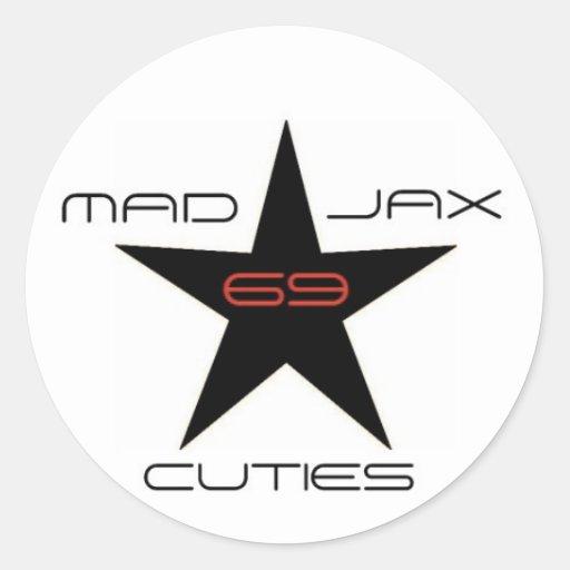 Mad Jax 69 Cuties Sticker