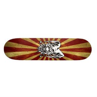 Mad Jester Custom Skate Board