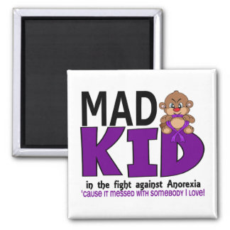 Mad Kid Anorexia Fridge Magnets