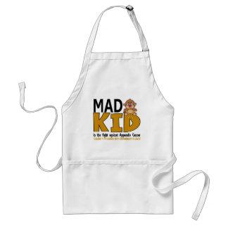 Mad Kid Appendix Cancer Standard Apron