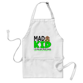 Mad Kid Muscular Dystrophy Standard Apron
