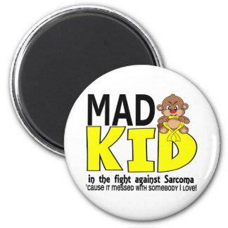 Mad Kid Sarcoma Magnet