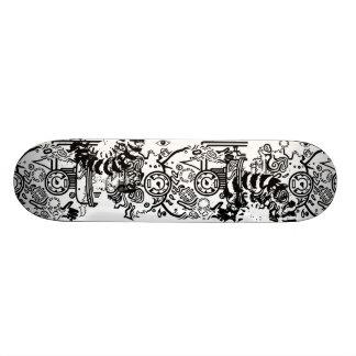 Mad Machine Skateboard