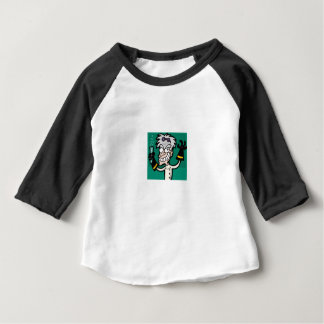 mad man of science baby T-Shirt