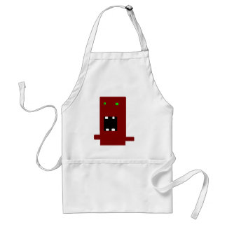 mad monster #2 aprons