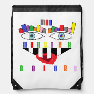 Mad Monster Colors Backpack