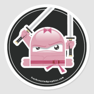 Mad Ninja Skills sticker