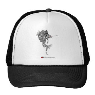 MAD Outfitters...It's a Lifestyle Fishing Sailfish Cap