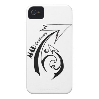 MAD Outfitters Logo Phonecase Case-Mate iPhone 4 Cases
