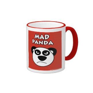 Mad Panda Coffee Mugs