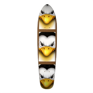 MAD PINGOUIN CARTOON Skateboard DECK TYPE 7 1/8""