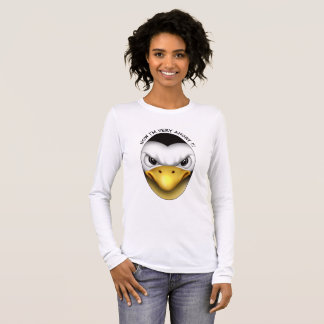 MAD PINGOUIN Women's Bella+Canvas Long Sleeve T-Sh Long Sleeve T-Shirt