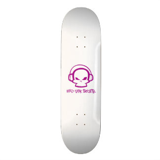 Mad Pink Society 21.6cm 20 Cm Skateboard Deck
