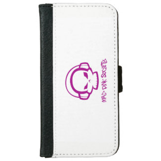 Mad Pink Society iPhone 6/6s Wallet Case
