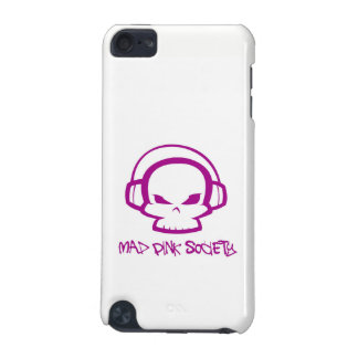 Mad Pink Society Ipod Touch 5g case