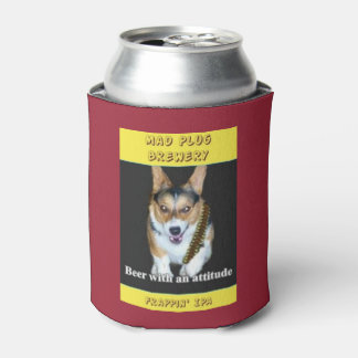 Mad Plug Brewing can Can Cooler