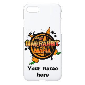 Mad Rabbit Customizable iPhone 7 Glossy Case