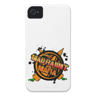 Mad Rabbit iPhone 4, Barely There Case-Mate iPhone 4 Case