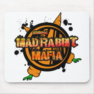 Mad Rabbit Mafia Mousepad