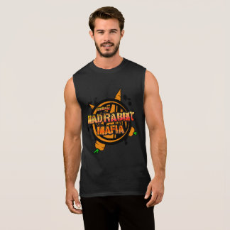 Mad Rabbit Men's Ultra Cotton Sleeveless T-Shirt