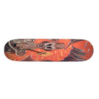 mad robot i'll devil dooker 21.6 cm old school skateboard deck