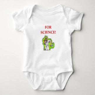 mad scientist baby bodysuit