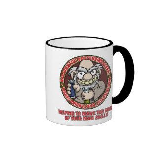 Mad Scientist Bartending School Mug