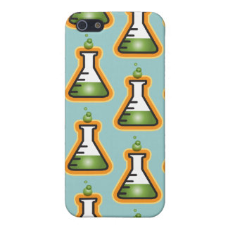 Mad Scientist Beakers Covers For iPhone 5