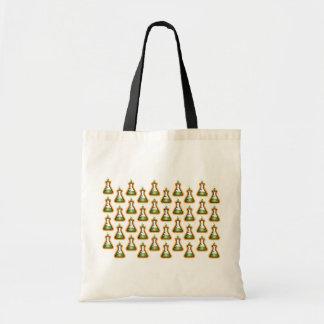 Mad Scientist Beakers Budget Tote Bag