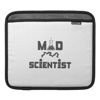 Mad Scientist Electric Science Beaker iPad Sleeve