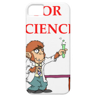 mad scientist iPhone 5 cover