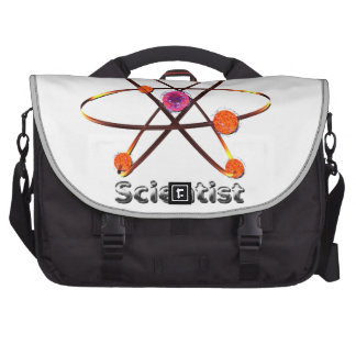 Mad Scientist Computer Bag
