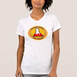 Mad Scientist T-Shirt (Women)