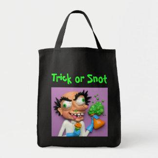 Mad Scientist Grocery Tote Bag