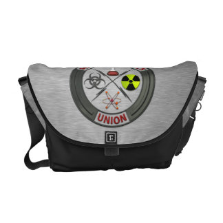 Mad Scientist Union Commuter Bag